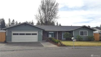 Centralia Single Family Home For Sale: 104 Sunnyside Dr