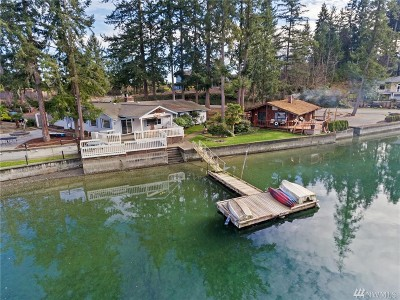 Pierce County Single Family Home For Sale: 2818 Horsehead Bay Dr NW