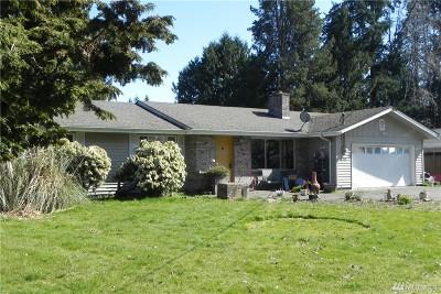 Centralia Single Family Home For Sale: 816 Cowlitz