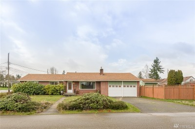 Tacoma Single Family Home For Sale: 4801 N 22nd St