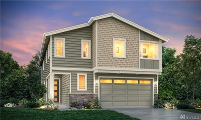 Bothell Single Family Home For Sale: 17614 88th Place NE #Lot08