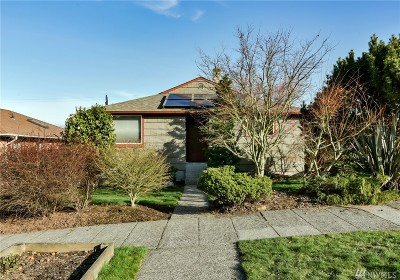 Single Family Home For Sale: 4746 36th Ave SW