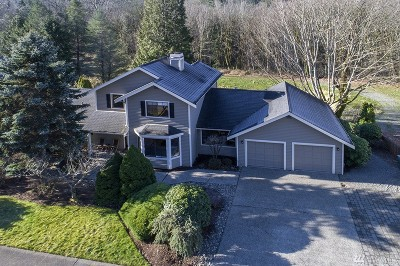 Bellevue Single Family Home For Sale: 13257 SE 54th Place