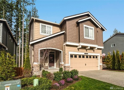 Bothell Single Family Home For Sale: 3327 195th Place SE