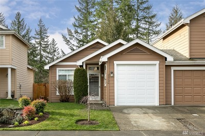 Maple Valley Single Family Home For Sale: 22739 SE 242nd Place