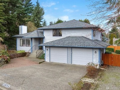 Federal Way Single Family Home For Sale: 2834 SW 341st Ct