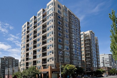 Condo/Townhouse Sold: 2801 1st Ave #307