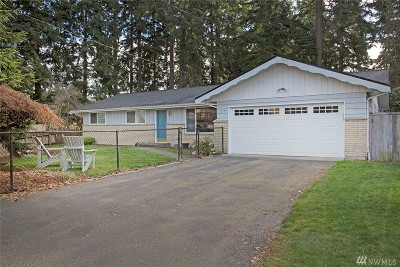 Federal Way Single Family Home For Sale: 115 SW 313th St