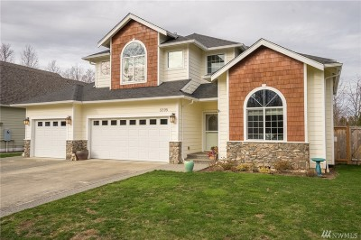 Ferndale Single Family Home For Sale: 5595 Old Settler Dr