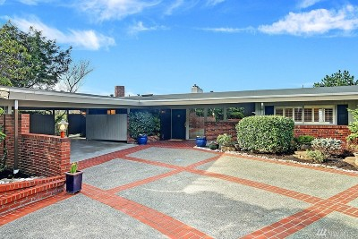 Shoreline Single Family Home For Sale: 17259 15th Ave NW