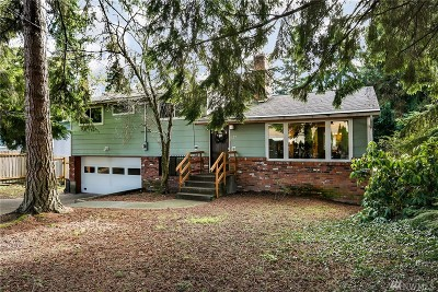 Burien Single Family Home For Sale: 627 SW 128 St