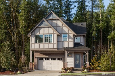 Issaquah Single Family Home For Sale: 448 6th (Lot 57) Lane NE