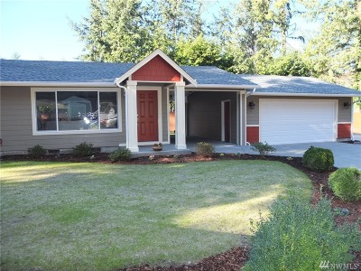 Thurston County Single Family Home For Sale: 4703 Ruth Ct SE