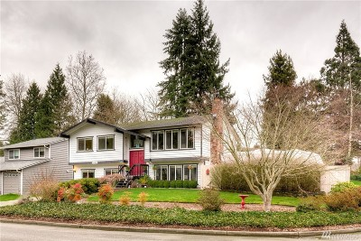 Kirkland Single Family Home For Sale: 13302 78th Place NE