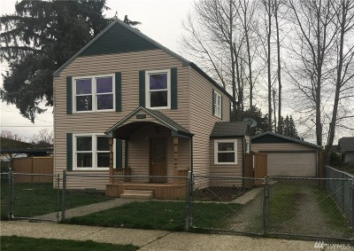 Sumner Single Family Home For Sale: 1409 16th St
