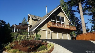 Bothell Single Family Home For Sale: 19218 Sprague Dr