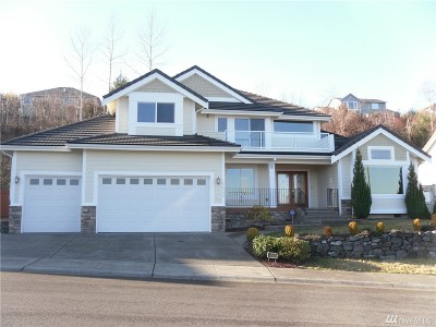 Puyallup Single Family Home For Sale: 16508 E 139th Ave