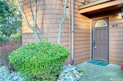Kirkland Condo/Townhouse For Sale: 11504 NE 128th St #27