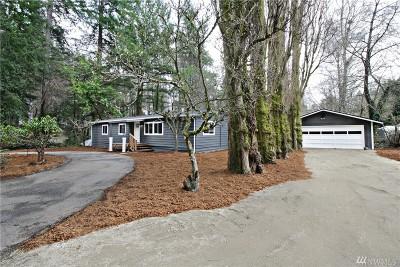 Mason County Single Family Home For Sale: 531 NE Beck Rd