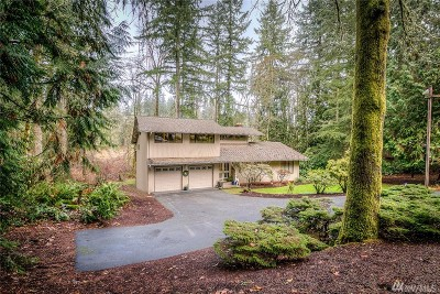 Sammamish Single Family Home For Sale: 21416 SE 16th Place