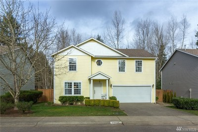 Puyallup Single Family Home For Sale: 13015 168th St E