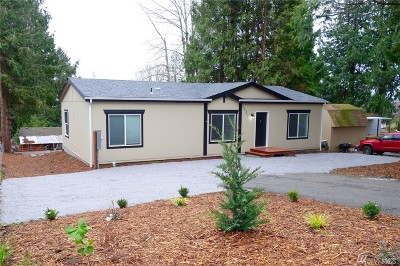 Ferndale Single Family Home For Sale: 3631 Waldron Dr