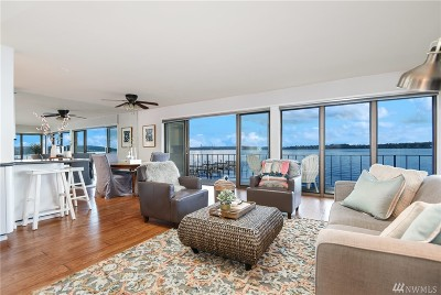 Kirkland Condo/Townhouse For Sale: 6401 Lake Washington Blvd NE #209
