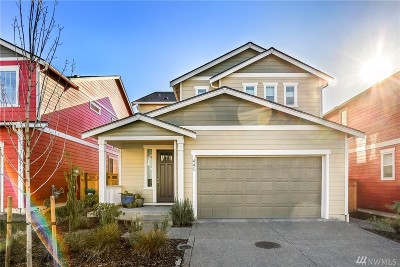 Seattle Single Family Home For Sale: 445 SW 111th St