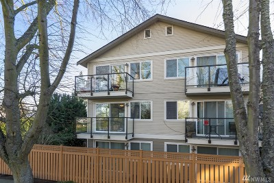 Seattle Condo/Townhouse For Sale: 9056 Mary Ave NW #201