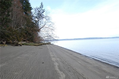 Shelton Residential Lots & Land For Sale: 3765 E Harstine Island Rd S