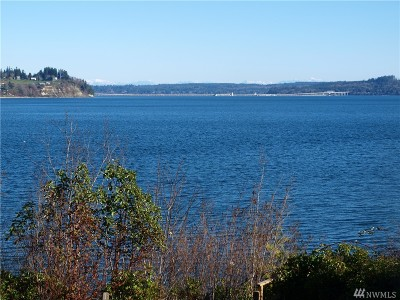 Port Ludlow Single Family Home For Sale: 971 South Point Rd