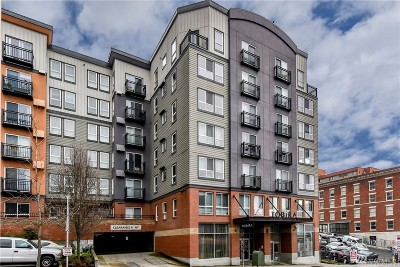 Seattle Condo/Townhouse For Sale: 108 5th Ave S #620