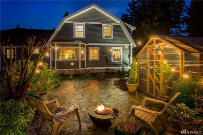 Lynnwood Single Family Home For Sale: 514 Hubbard Rd