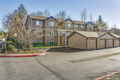Bothell Condo/Townhouse For Sale: 18930 Bothell-Everett Hwy #V-201