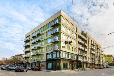 Seattle Condo/Townhouse For Sale: 1760 NW 56th St #601