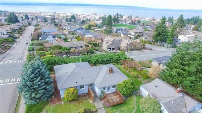 Edmonds Single Family Home For Sale: 907 Alder St