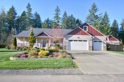 Thurston County Single Family Home For Sale: 8923 Fox Ridge Lane SE