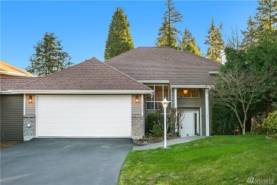 Woodinville Single Family Home For Sale: 13437 NE 146th St