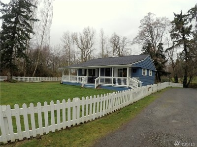 Ferndale Single Family Home For Sale: 3426 Bay Rd