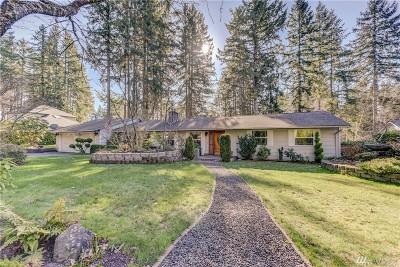 Allyn Single Family Home For Sale: 431 E Mountain Dr