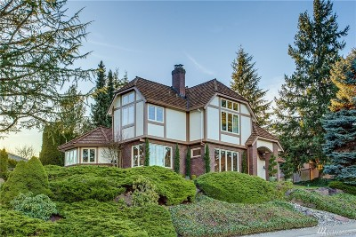 Bellevue Single Family Home For Sale: 4665 175th Ave SE