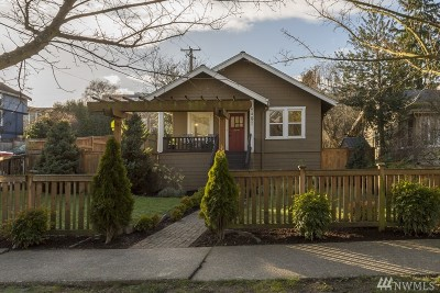 Single Family Home For Sale: 4457 40th Ave SW