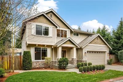 Kirkland Single Family Home For Sale: 12329 102nd Lane NE