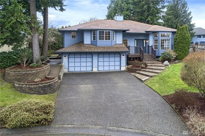 Snohomish Single Family Home For Sale: 13707 64th Dr SE