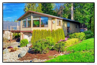 Skagit County Single Family Home For Sale: 772 Shelter Bay