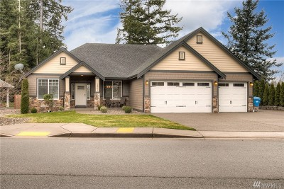 Thurston County Single Family Home For Sale: 1801 65th Ave SE