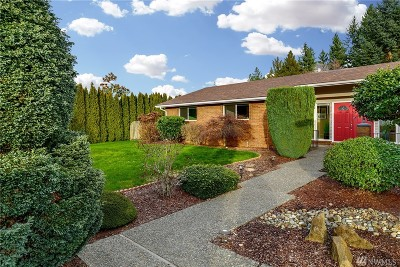 Thurston County Single Family Home For Sale: 4500 Village Dr SE