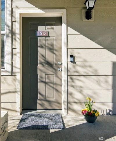 Lynnwood Condo/Townhouse For Sale: 3116 164th St SW #1618
