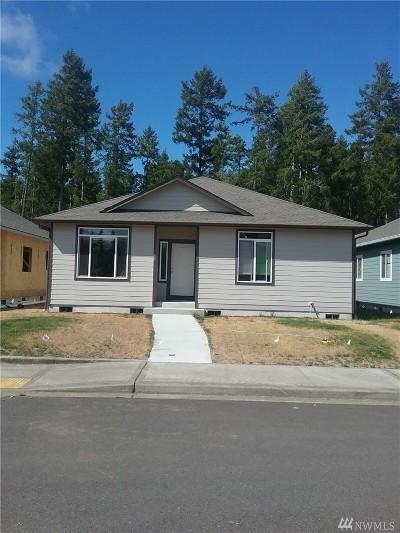 Mason County Single Family Home For Sale: 120 Basil Ave