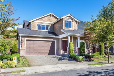 Issaquah Single Family Home For Sale: 1730 26th Ave NE